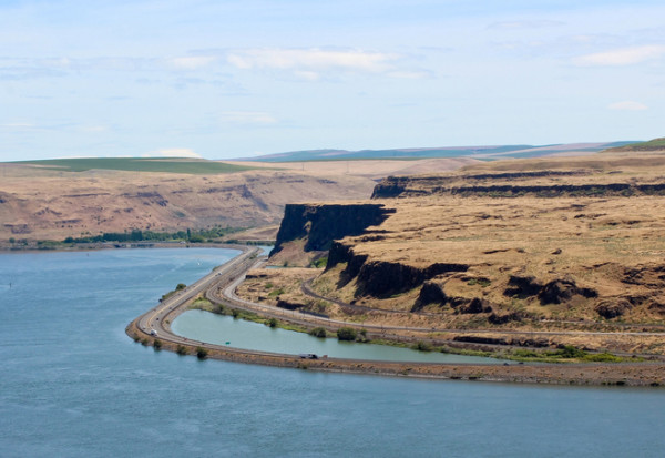 http://www.dreamstime.com/stock-image-columbia-river-oregonian-bank-part-i-image31414631