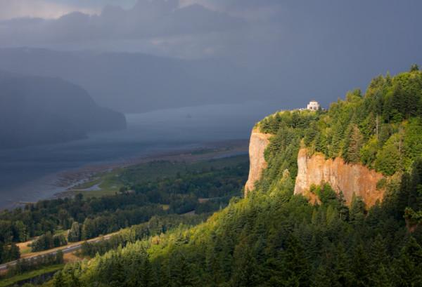 Gorge Rain